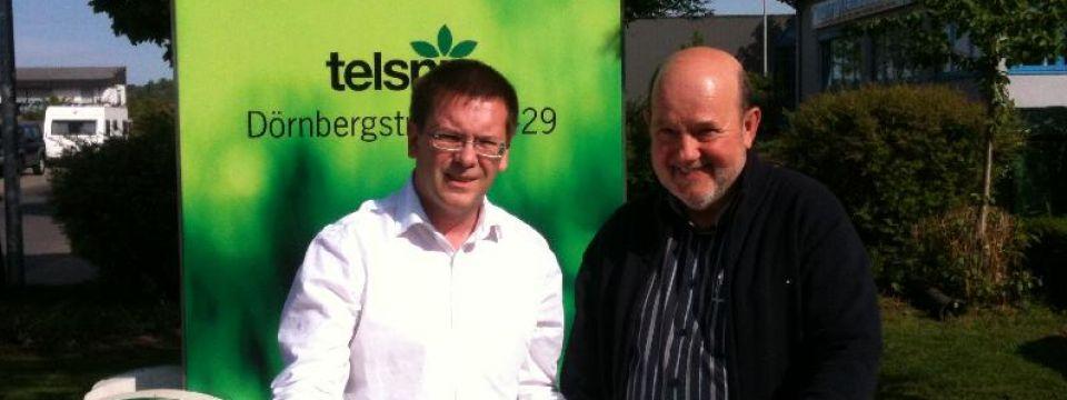 Gespräch mit Unternehmer Adolf Telsnig
